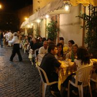 When (Eating) in Rome