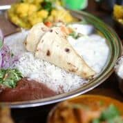 Daily Special Thali