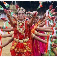Happy 70th Birthday India