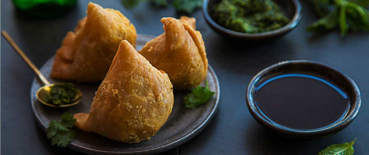 Kasa Indian Samosas