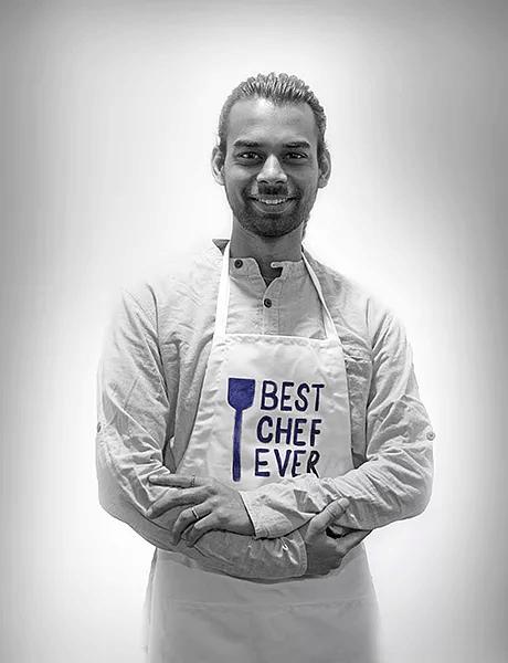 Chef Kaustubh