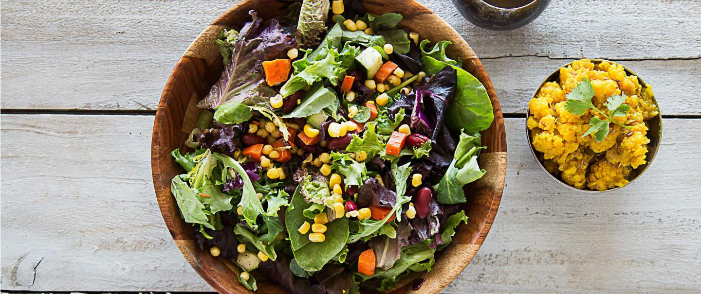 Kasa Indian Yogi Salad